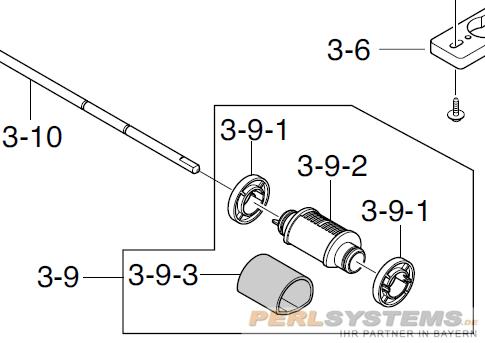 Samsung Paper Pick up Tire ML-3050 ML-3051 SCX-5530FN SCX