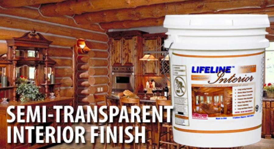 Lifeline Interior wood stain