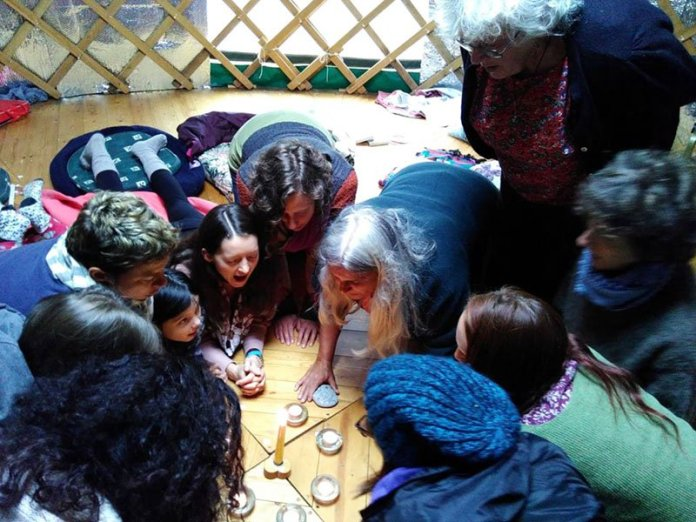 Maddy harland empowering women permaculture