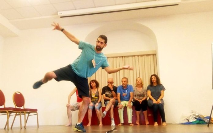 Gathering di Playback Theatre del Mediterraneo