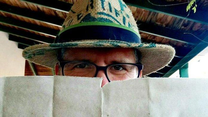 Insegnare permacultura Marco Matera