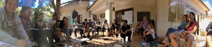 permacultura marco matera Savoca 2019