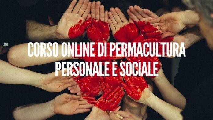 Corso online di Permacultura Personale e Sociale