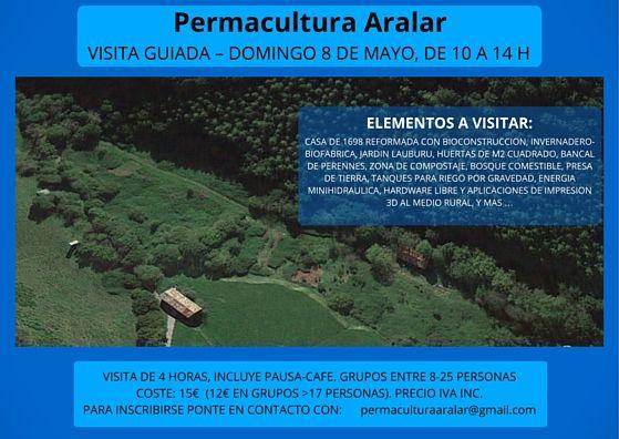PCARALAR VISITA GUIADA DOM 8 MAYO