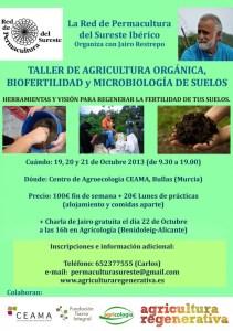 Agricultura regenerativa