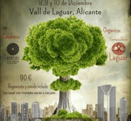 Cartel de TALLER DE INTRODUCCIÓN A LA PERMACULTURA MEDITERRÁNEA