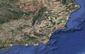 Mapa de Proyectos REPESEI