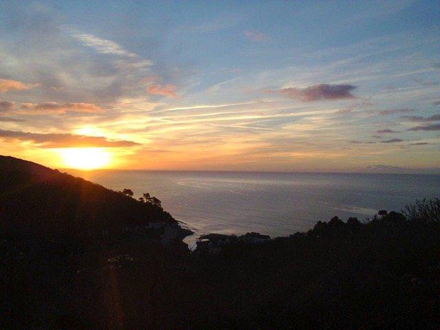 Keveral Sonnenuntergang