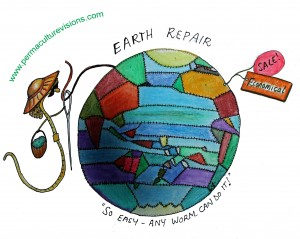 earth repair kit so easy any worm can do it