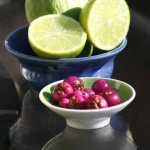 lime and lilly pilly