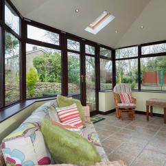 Small Living Room Design Ideas Uk Decorating A Long Wall In Tiled Roof Conservatories Somerset | Solid ...