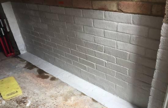 Wet Garage Floor Causes