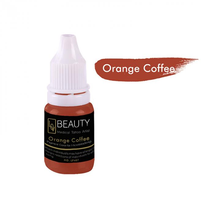LovBeauty Organic Pigment Cream For Permanent Makeup Microblading Cosmetic Tattoo Ink