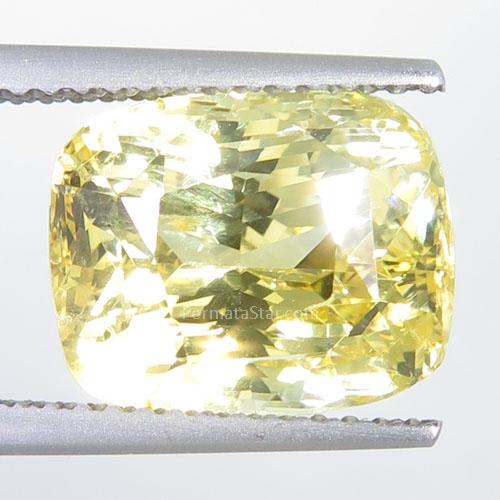 Jual Yellow Sapphire