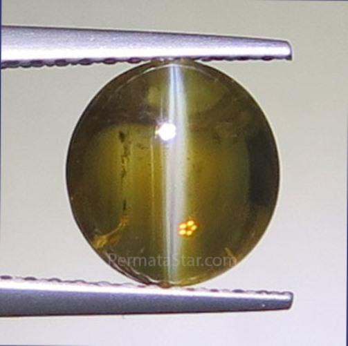 Jual Alexandrite Chrysoberyl Cat's Eye