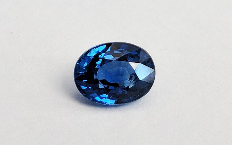 jual blue safir sri lanka asli