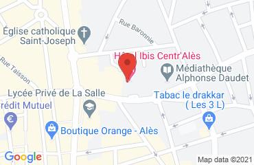 Centre récupération de points Alès 30100 : Rue Edgard Quinet