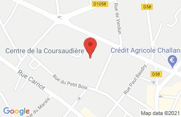 Centre récupération de points Challans 85300, Square De La