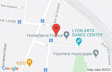 Centre récupération de points Lyon 69007 : Rue De Gerland
