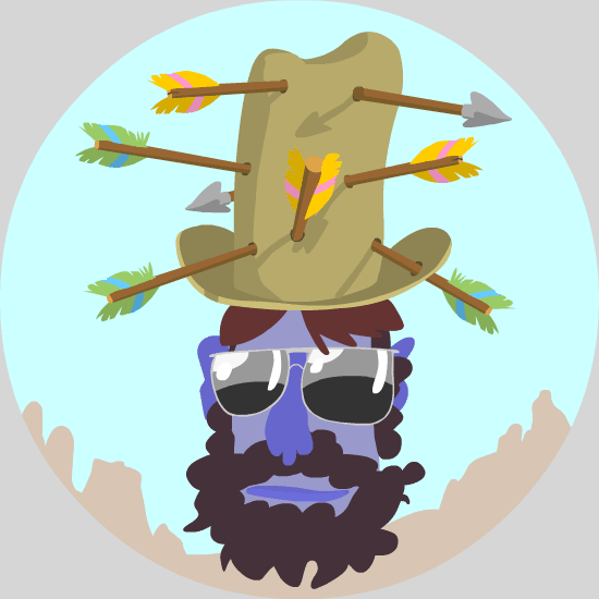 Karikato-031-Cowboy
