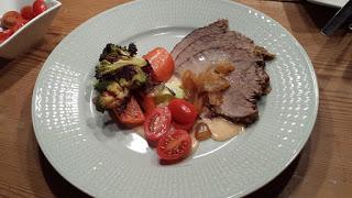 Gudomligt god stek