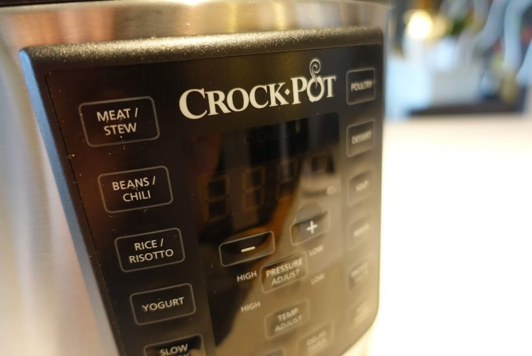 Produkttest av Crock-Pot Express Multi-Cooker