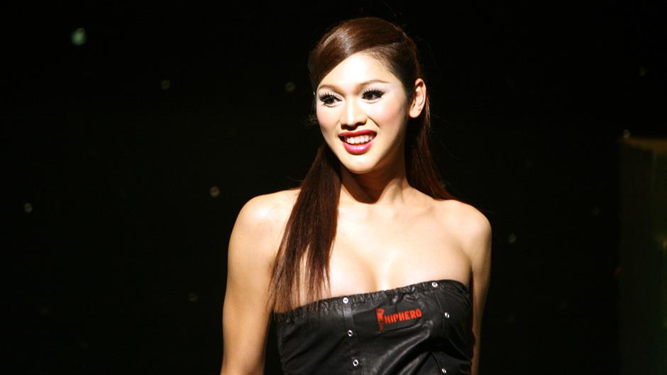 Bangkok - Ladyboy Show