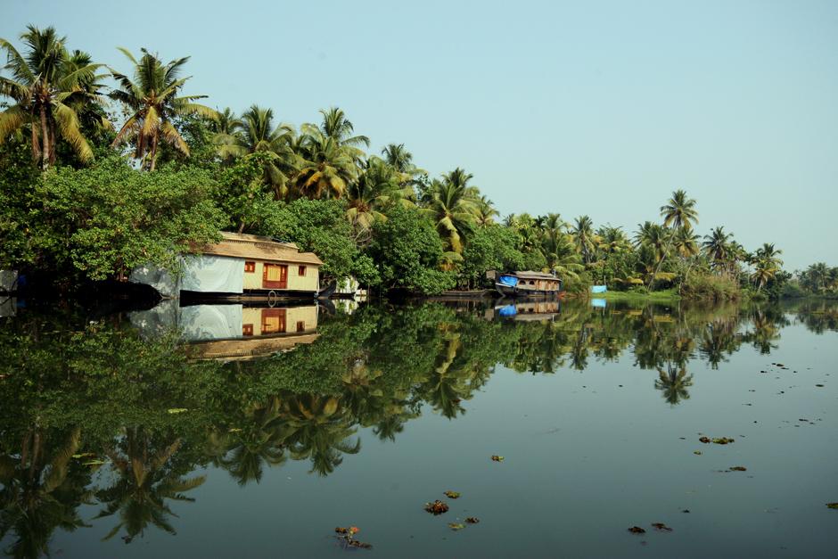 1. Indie, Kerali