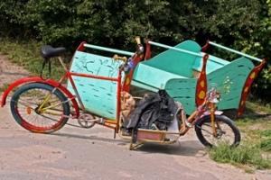 Couchsurfing jest raczej bezpiecznym sposobem podróżowania. (Fot. Ewa Serwicka)