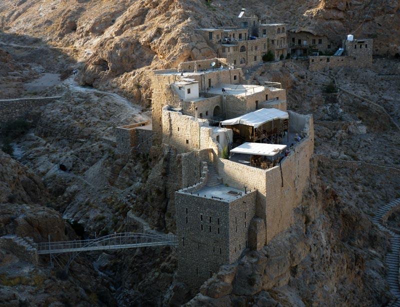 Deir Mar Musa, Syria