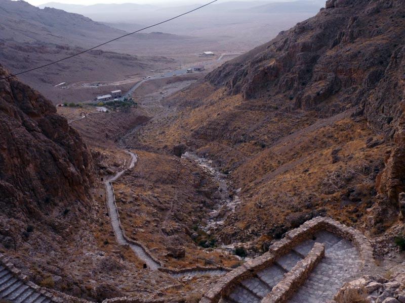 Syria, Deir Mar Musa