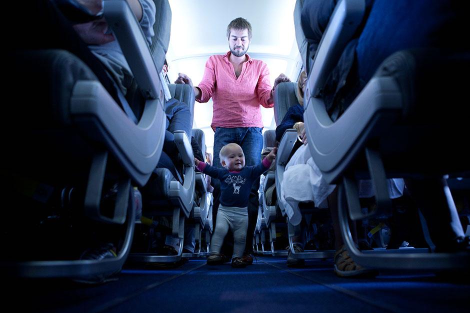 Podróze z dziećmi