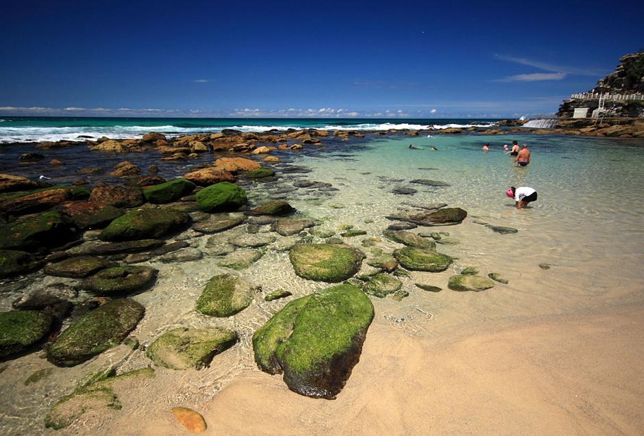 3. AUSTRALIA, Sydney. Plaża Bronte. (Fot. Magda Biskup)