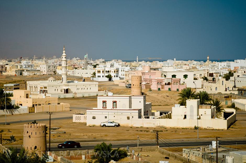 Oman, Sur