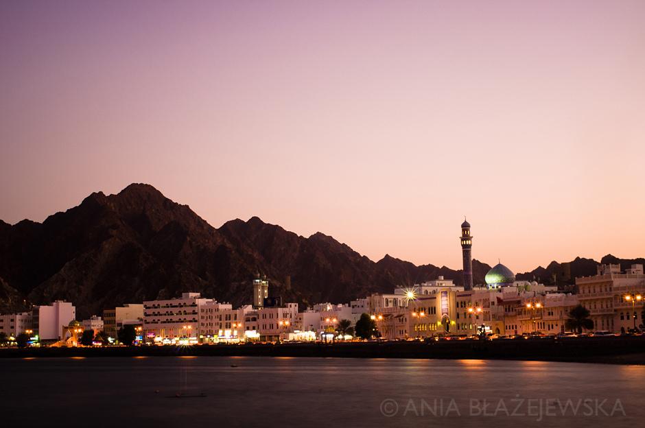 Oman, Musca