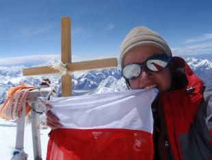 Alesandra Dzik jest jedyną Polką, która zdobyła Śnieżną Panterę.