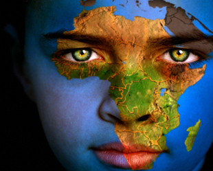 Zaproszenie na afrykańskie slajdy w Artefakt Cafe.