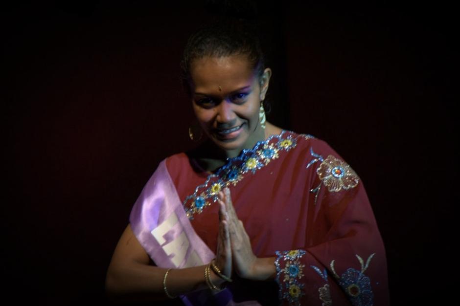 14. FIDŻI, Suva. Oprócz rdzennych mieszkańców na wyspach widać sporą dominacje hinduskiej kultury. (Fot. Tomek Biskup)