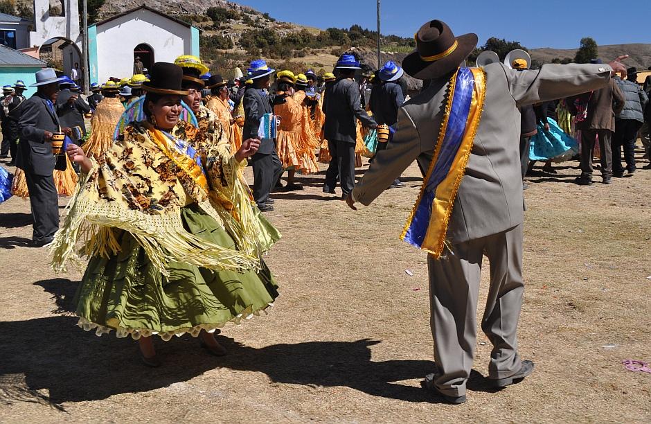 7. Boliwia, Isla del Sol. ... lub z parach. (Fot. Maja Szymańczak)