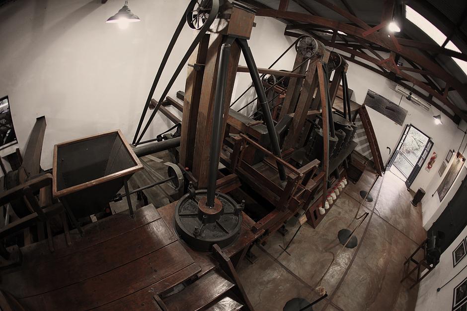 Argentyna, La Cachuera. Muzeum Jana Szychowskiego - polskiego plantatora mate