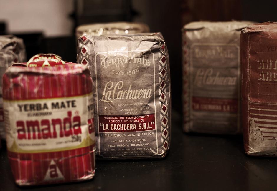 Dzisiejsza yerba Amanda wcześniej sprzedawana była pod nazwą La Cachuera