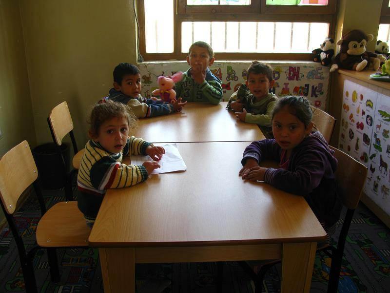 Praca z dziećmi w trakcie wolontariatu