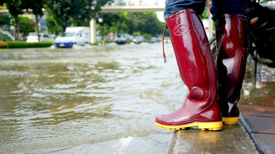Powódź w Tajlandii - zdjęcia