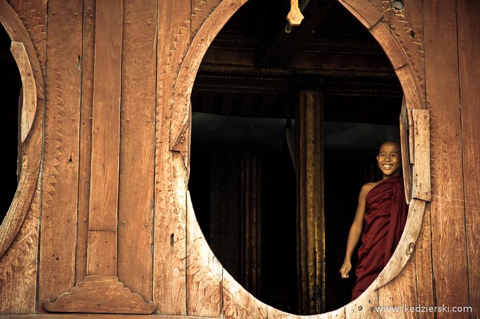Klasztor Shwe Yaunghwe Kyaung