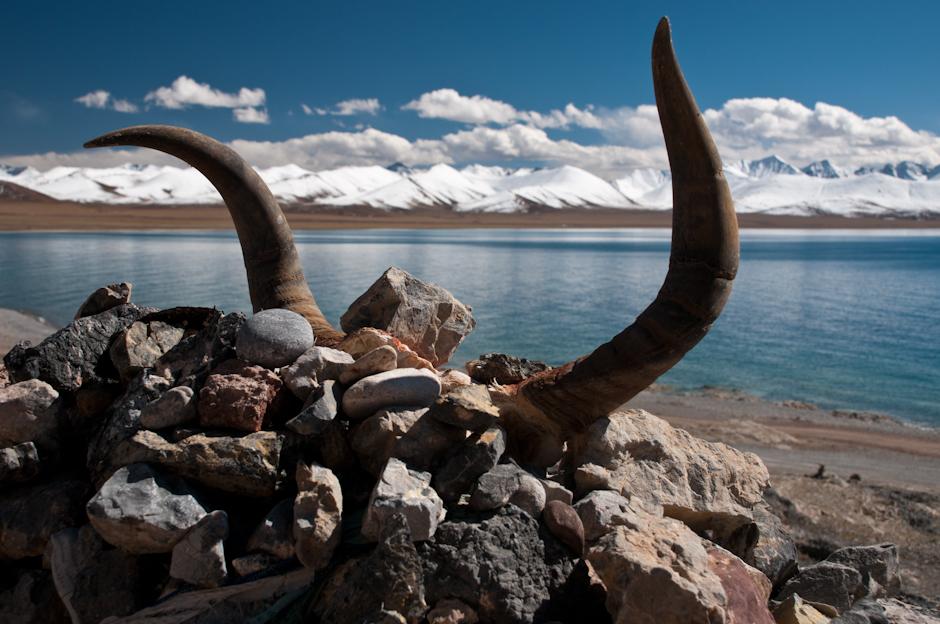 Wyprawa nad tybetańskie Jezioro Namtso.