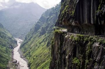 Zdjęcie z Himalajów