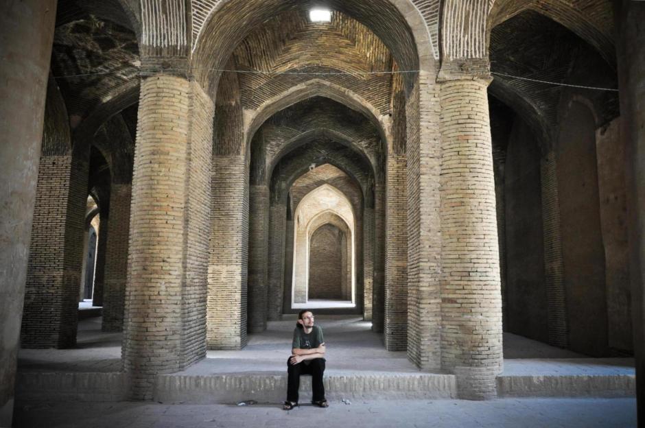 Jeden z najstarszych irańskich meczetów