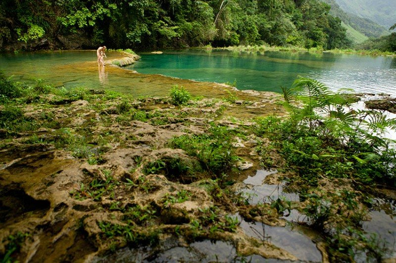 Semuc Champey, Gwatemala
