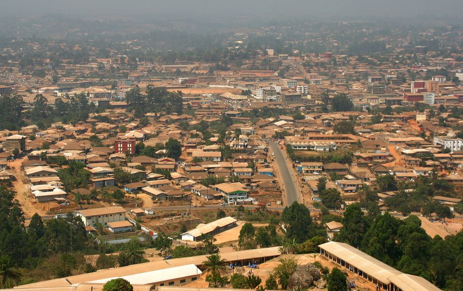 Panorama Bamenda