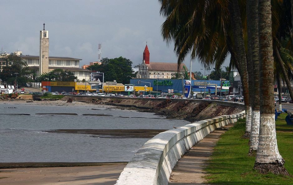 Libreville Gabon
